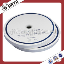 100% polyester White Hook and Loop Tape